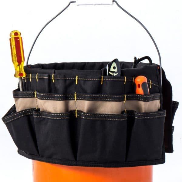 Bucket Apron Organizer